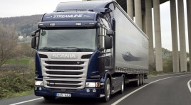 Heavy-duty cargo vehicles could be more CO2-efficient in future years, study suggests