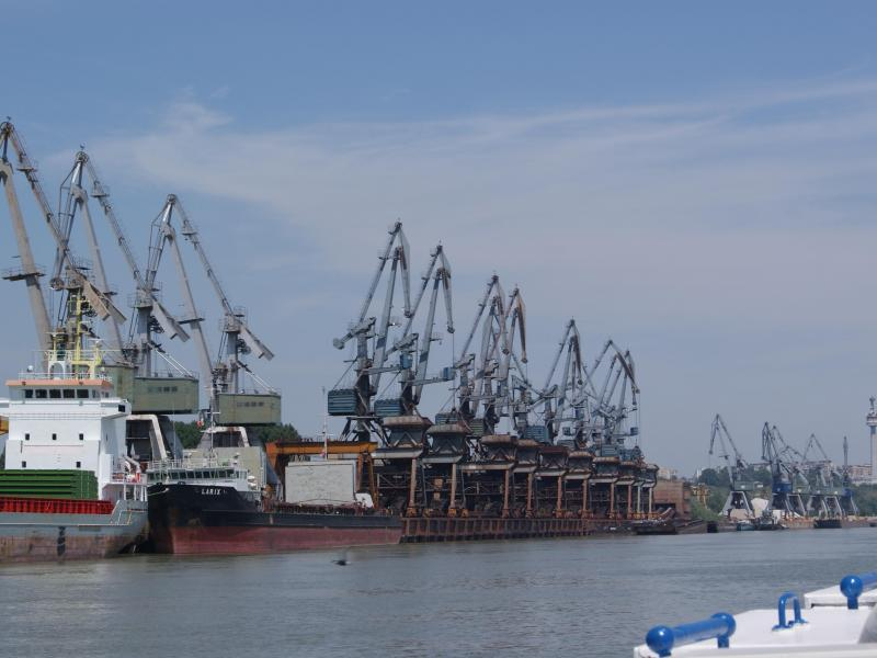 Work to start at Romanian Port of Galați, on a large multimodal platform