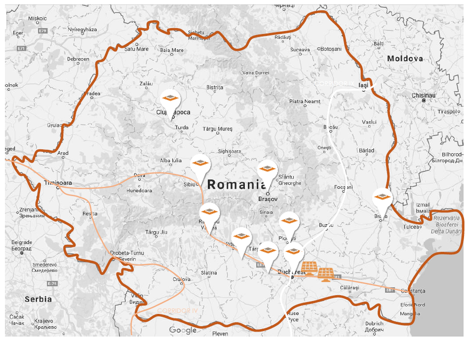 WDP announces three new projects in Romania