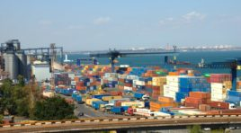 Ukraine shows intent to cooperate on port infrastructure in the Danube region