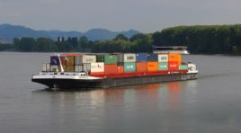 Inland waterway transport, a growing segment