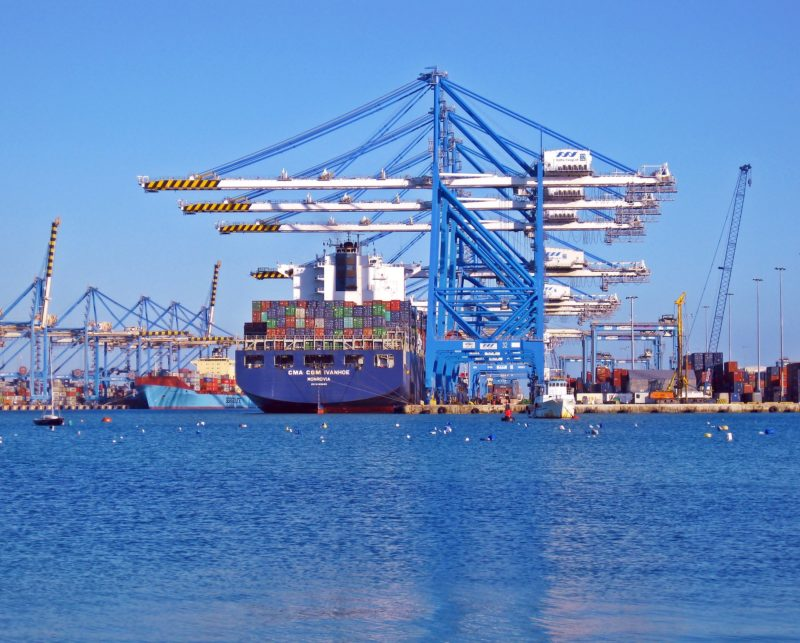 Constanța Port on route to attract major private investments