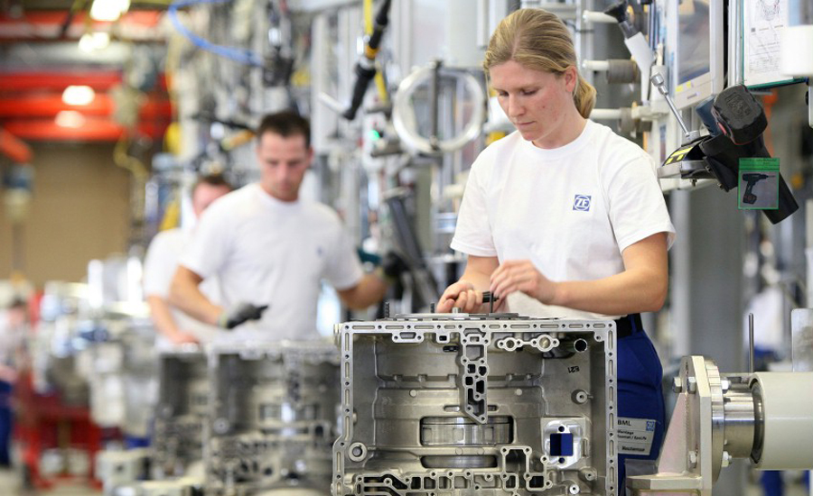 Construction begins at the new ZF factory in Eger, Hungary