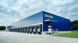 DACHSER invests in a new warehouse in Slovakia