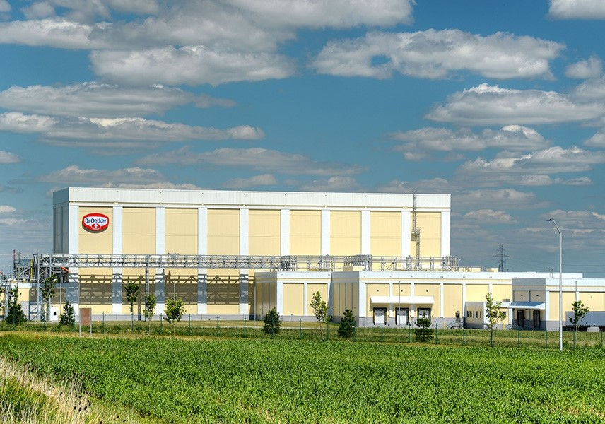 Dr. Oetker is working with Transporeon