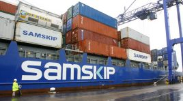 Samskip to enter Baltics and CIS