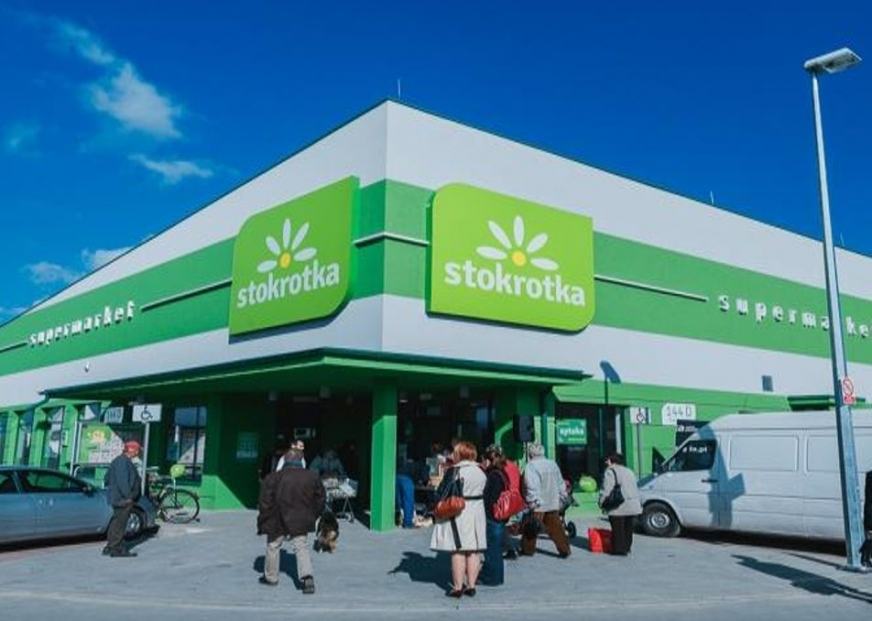 Polish retailer Stokrotka expands warehouse space