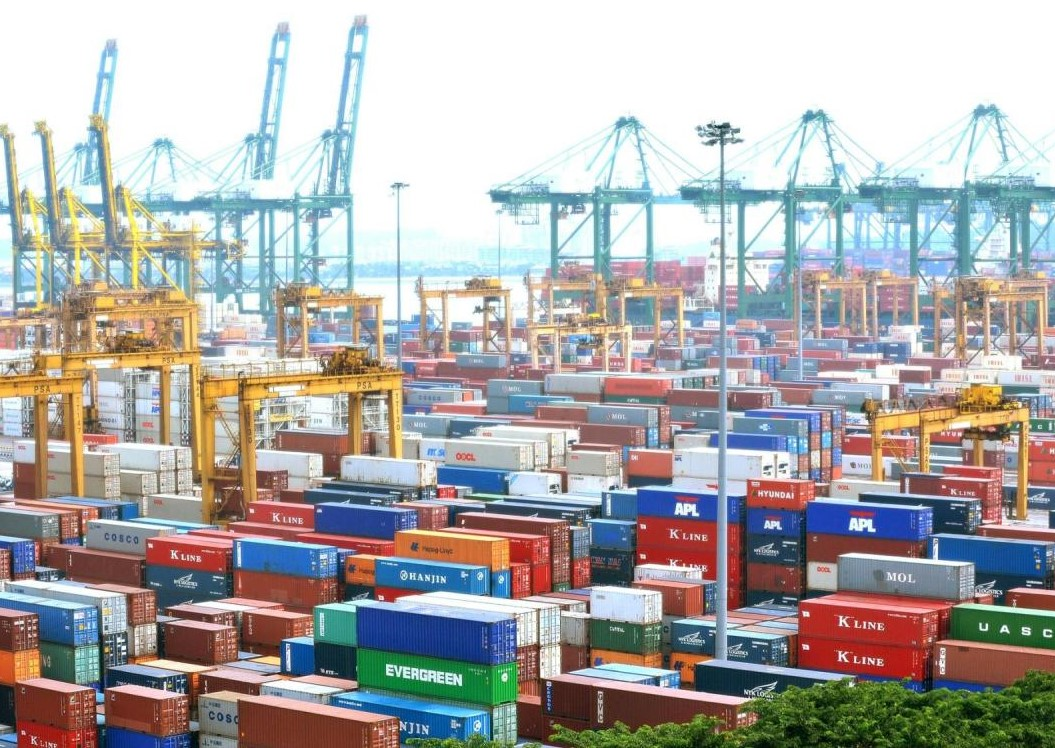 New way for Asian cargo to enter Europe