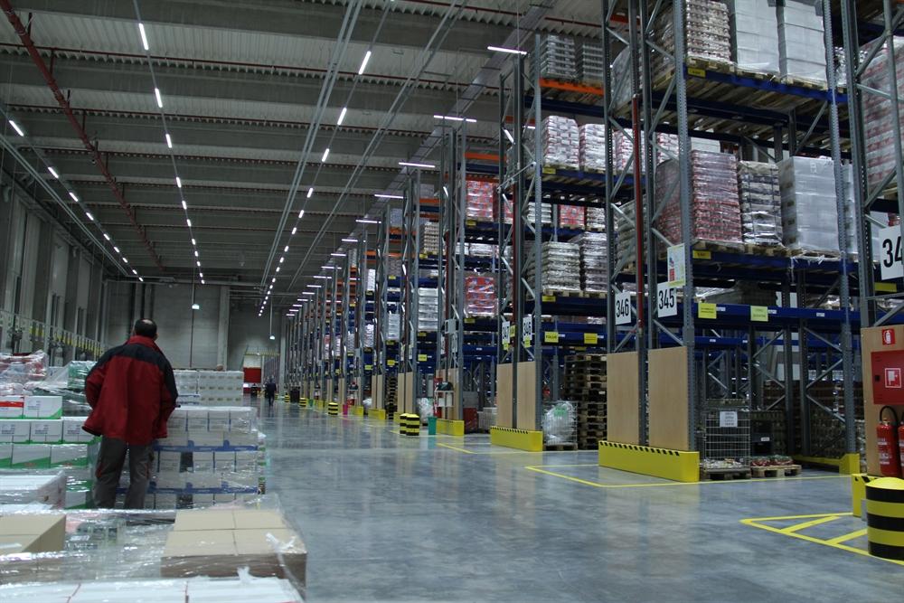 Kaufland opens new logistics center in Bulgaria