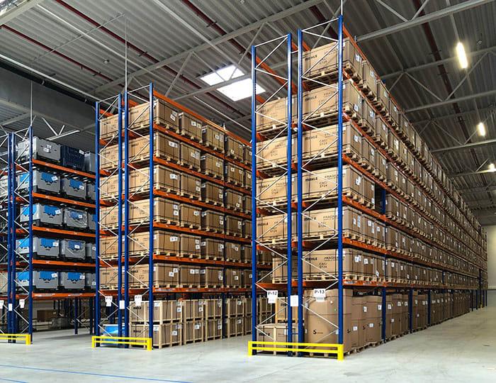 MAHLE has a new Prague warehouse