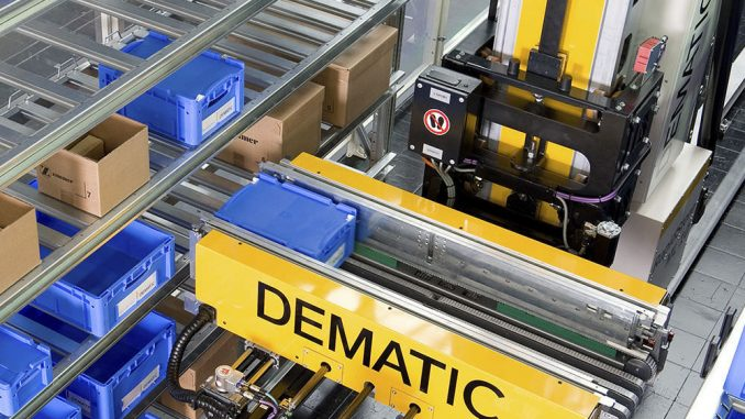M&A season for KION Group: the company acquires Dematic