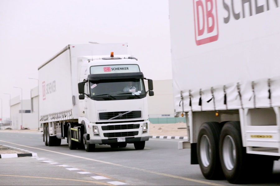 DB Schenker signs exclusive agreement with uShip