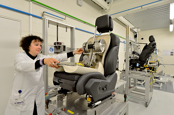 Romania to work on high-quality seat covers at new Faurecia factory