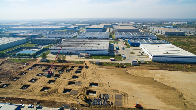 Bucharest Industrial Park to benefit from new AIC warehouse