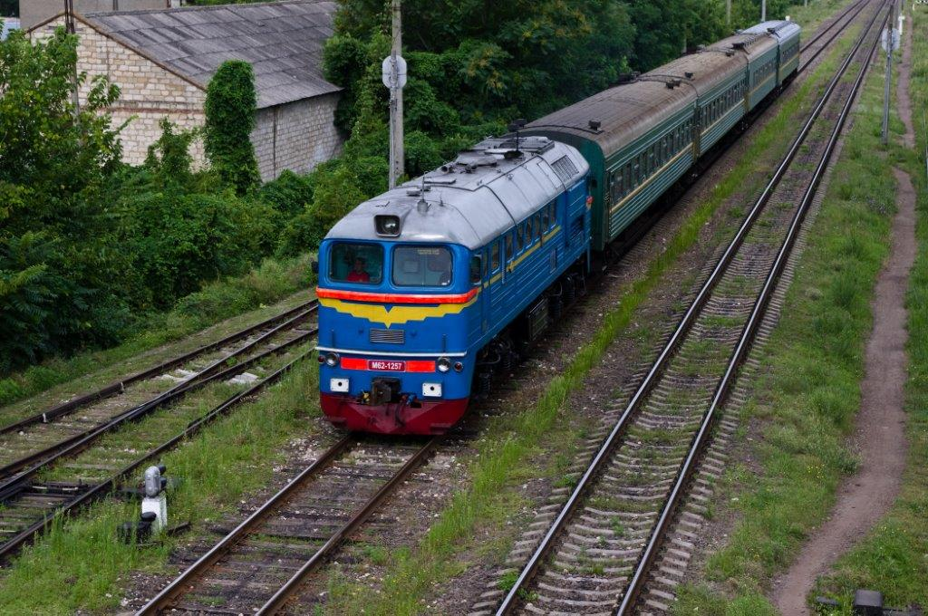 Republic of Moldova receives European Union money for modern railways