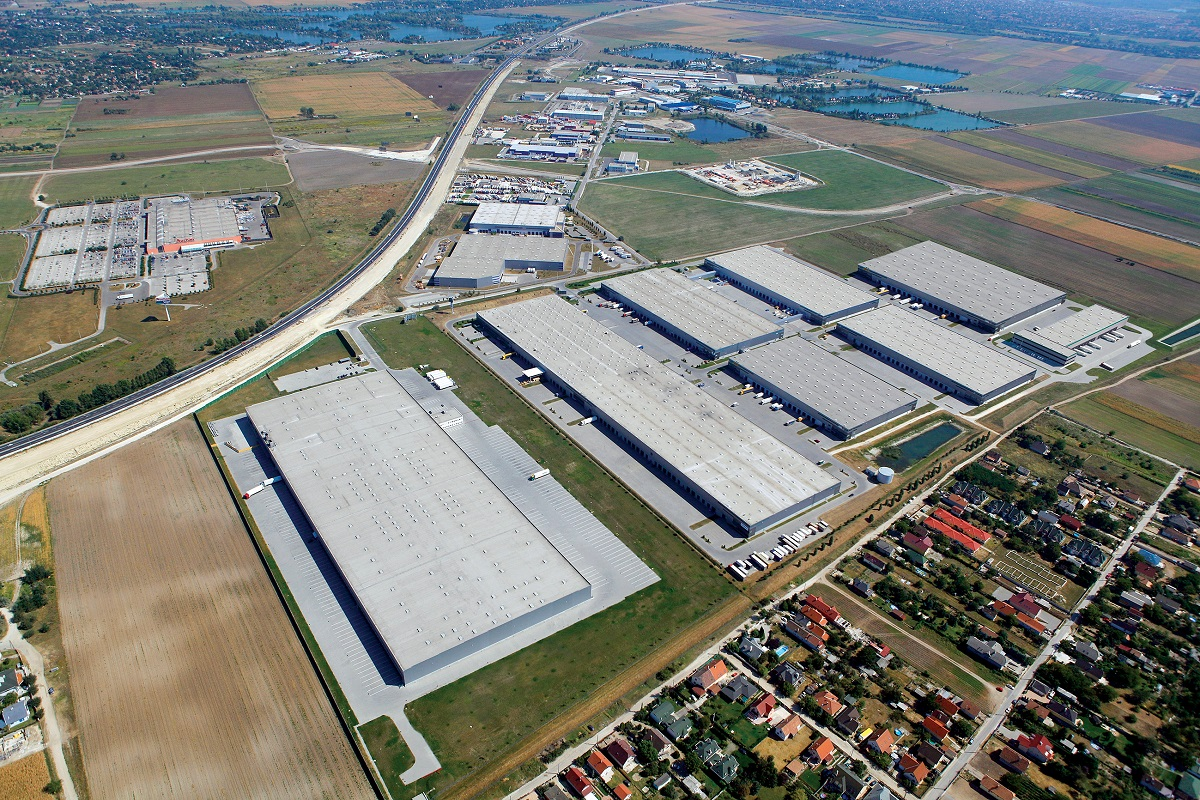 Prologis finalizes deal for spot in Budapest's Central Business Park