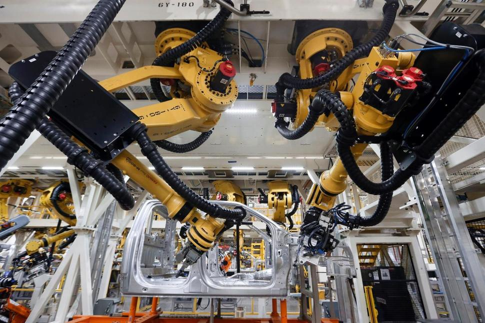 EU projects could make laws for robot workers