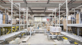 JYSK invests heavily in a new distribution center in Bulgaria