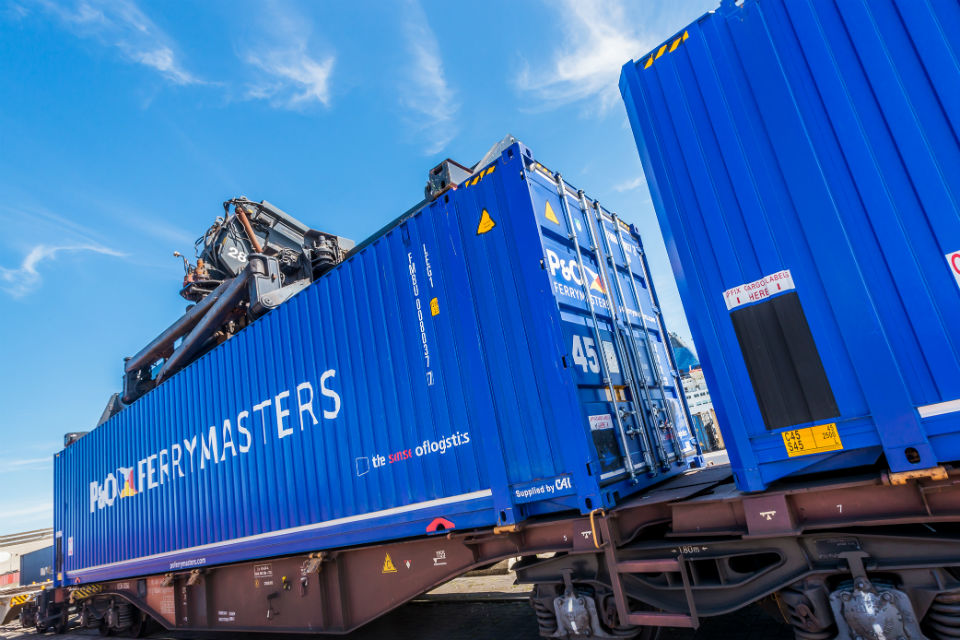 P&O Ferrymasters and Erontrans launch Poland intermodal connection