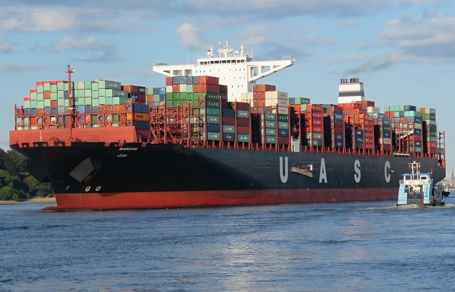 Shipping sector is improving