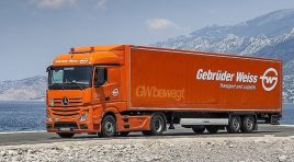 Gebrüder Weiss expands operations in Romania