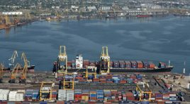 Black Sea ports see cargo volumes rise