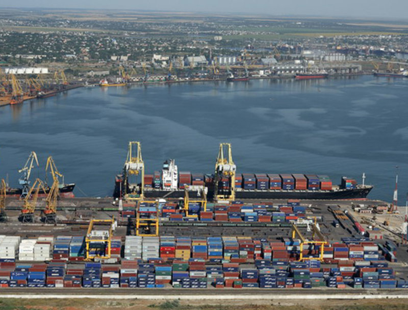 Black Sea ports see cargo volumes rise