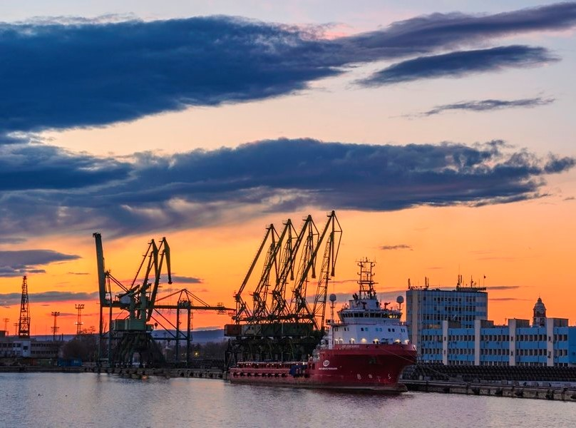 New funds for Bulgarian port build