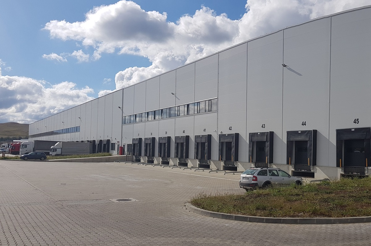 Ursus develops a new distribution center in Romania