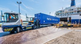 P&O Ferrymasters invests in intermodal equipment