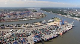 Port of Hamburg cooperates with Latvian ports