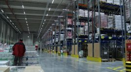 Kaufland opens new logistics center in Bulgaria