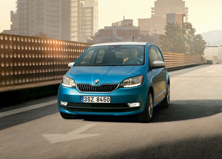 ŠKODA goes electric in Czech Republic