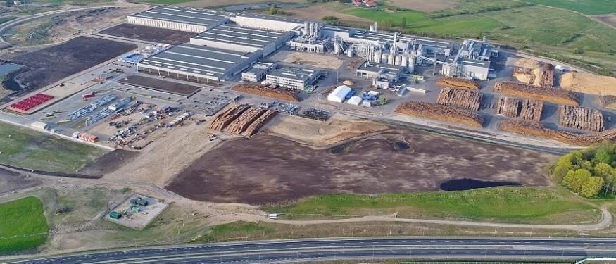 Production starts at EGGER's Polish plant