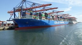 COSCO SHIPPING Lines (România): Connecting cargo flows from Central Asia to Central and Eastern Europe via Constanţa Port