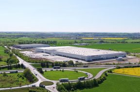 Aries Logistics Park in Turda acquired by Afin Holding