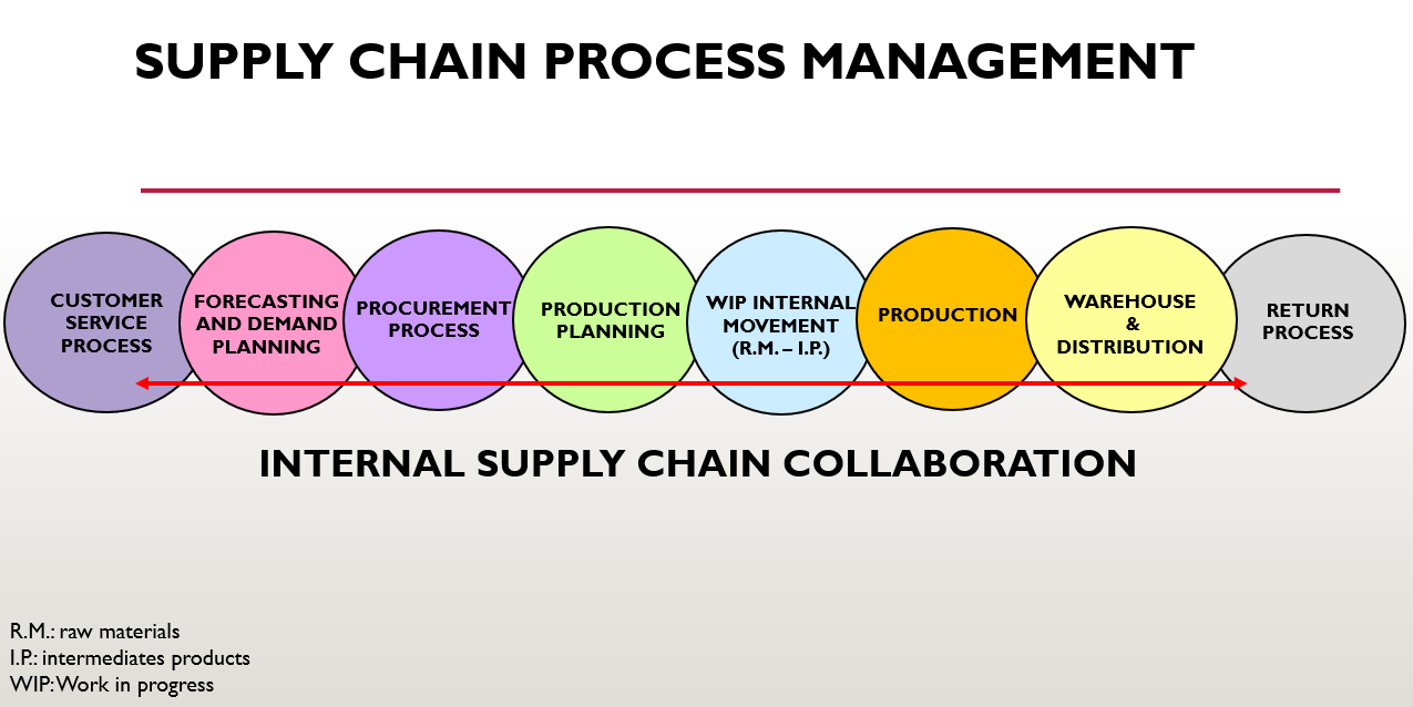 Supply Chain Process Management