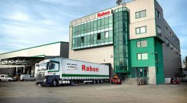 Raben Group opens first warehouse in Bulgaria