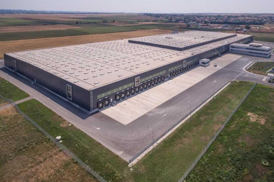 Work starts on Bulgarian logistics site