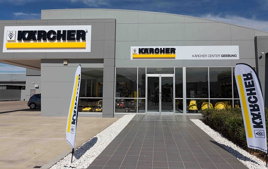 Romanian market ready for new Kärcher investment