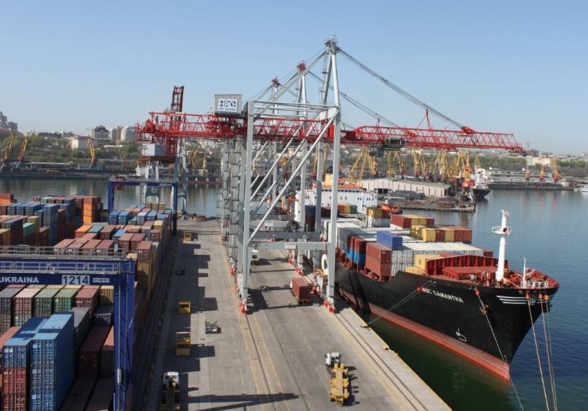 Ukraine to benefit from port terminal deal