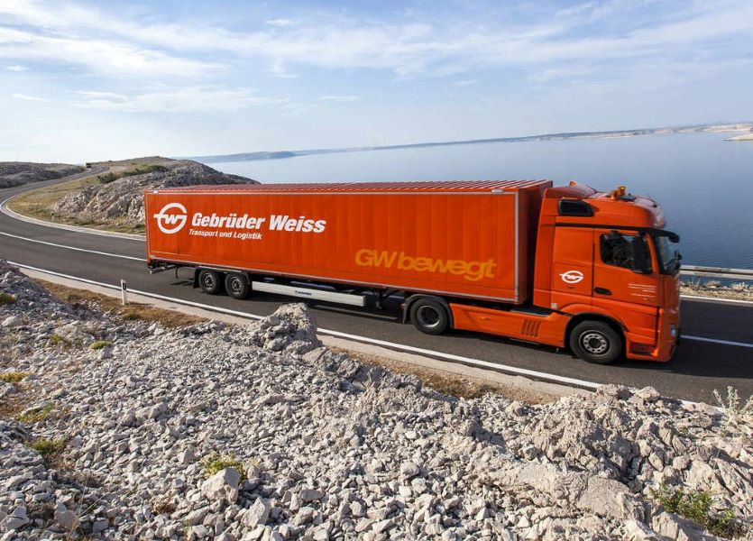 Gebrüder Weiss Romania to continue warehouse lease