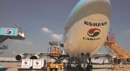 South Korea's first direct cargo plane to Hungary